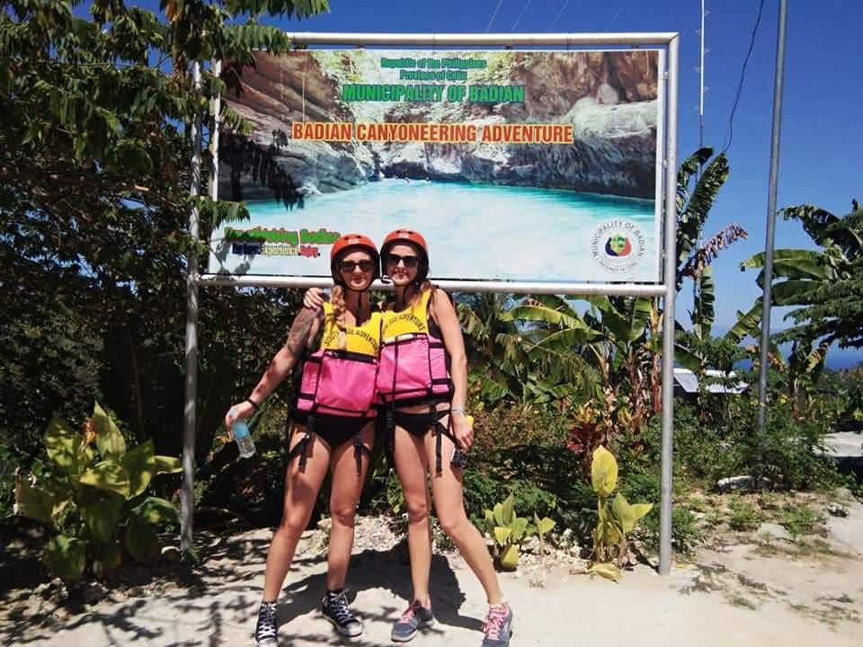 love's beach resort canyoneering